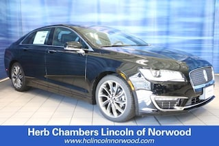 New 2019 Lincoln MKZ Reserve I Sedan Z615 for sale near you in Norwood, MA