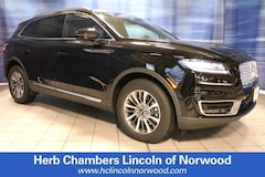 New 2019 Lincoln Nautilus Select SUV Norwood MA