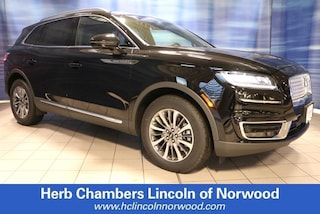 New 2019 Lincoln Nautilus Select SUV A138 for sale near you in Norwood, MA