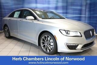 New 2019 Lincoln MKZ Reserve I Sedan in Norwood, MA