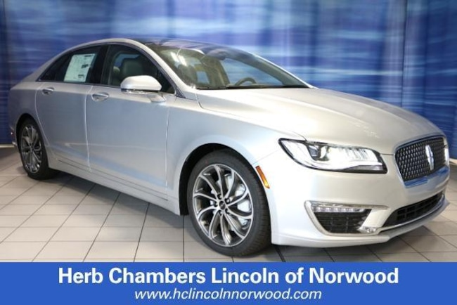 New 2019 Lincoln MKZ Reserve I Sedan in Norwood, MA
