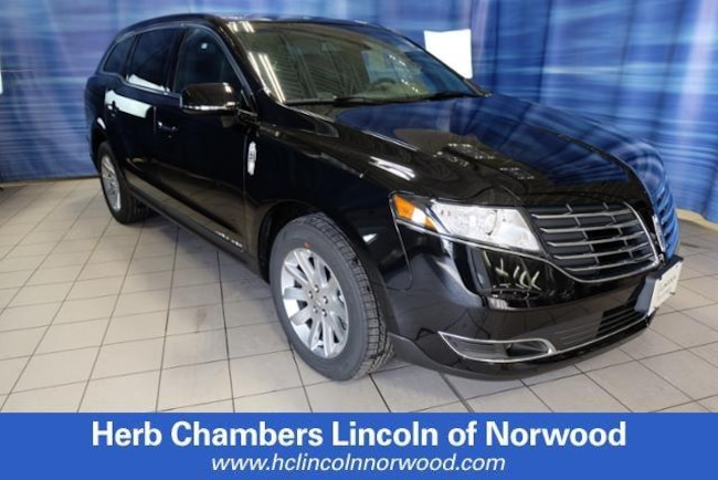 New 2019 Lincoln MKT Livery SUV in Norwood, MA
