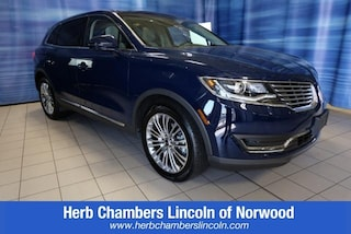 Used 2018 Lincoln MKX Reserve SUV for sale near you in Norwood, MA
