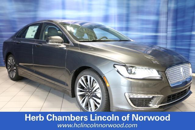 Featured 2019 Lincoln MKZ Reserve II Sedan for sale near you in Norwood, MA