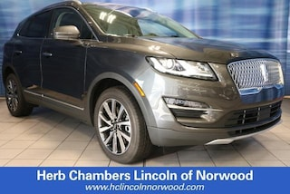 New 2019 Lincoln MKC Reserve SUV C611 for sale near you in Norwood, MA