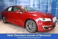 New 2019 Lincoln MKZ Standard Sedan Norwood MA