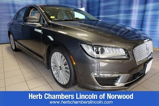 Certified Pre-Owned 2017 Lincoln MKZ Reserve Sedan LP1527 for sale near you in Norwood, MA