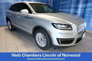 New 2019 Lincoln Nautilus Standard SUV A156 for sale near you in Norwood, MA