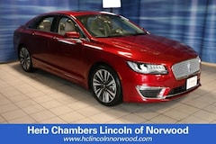 New 2019 Lincoln MKZ Hybrid Reserve II Sedan Norwood MA