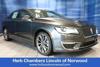 New 2019 Lincoln MKZ Hybrid Reserve I Sedan Z653 for sale near you in Norwood, MA