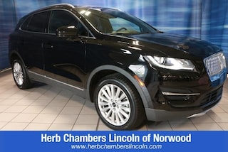 Certified Pre-Owned 2019 Lincoln MKC Standard SUV LP1570 for sale near you in Norwood, MA