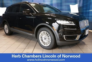 New 2019 Lincoln Nautilus Standard SUV A126 for sale near you in Norwood, MA