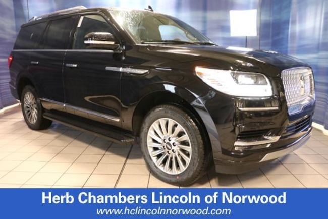New 2019 Lincoln Navigator Standard SUV in Norwood, MA