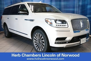 New 2019 Lincoln Navigator L Reserve SUV N326 for sale near you in Norwood, MA