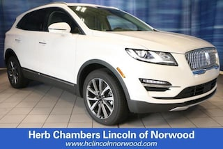 New 2019 Lincoln MKC Reserve SUV C602 for sale near you in Norwood, MA
