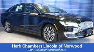 New 2019 Lincoln MKZ Standard Sedan Z649 for sale near you in Norwood, MA