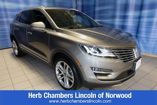 Certified Pre-Owned 2017 Lincoln MKC Reserve SUV LP1576 for sale near you in Norwood, MA