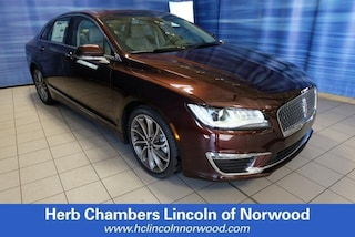 New 2019 Lincoln MKZ Reserve I Sedan Z553 for sale near you in Norwood, MA