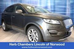 New 2019 Lincoln MKC Select SUV Norwood MA