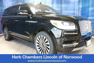 New 2019 Lincoln Navigator L Reserve SUV N315 for sale near you in Norwood, MA