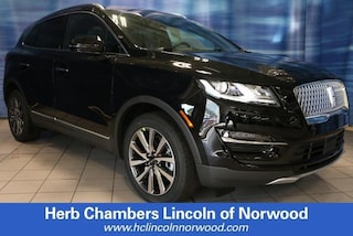 New 2019 Lincoln MKC Reserve SUV in Boston, MA