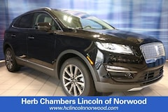 New 2019 Lincoln MKC Reserve SUV Norwood MA