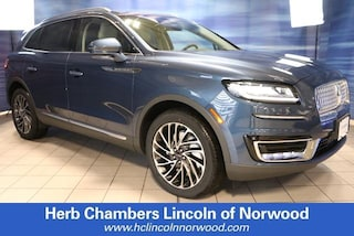 New 2019 Lincoln Nautilus Reserve SUV for sale near you in Norwood, MA