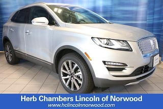 New 2019 Lincoln MKC Reserve SUV C613 for sale near you in Norwood, MA