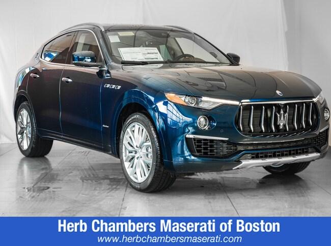 New 2019 Maserati Levante S GranLusso SUV for sale in Wayland, MA near Boston