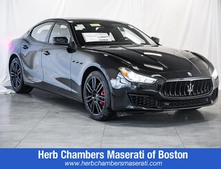 New 2019 Maserati Ghibli S Q4 Sedan for sale near you in Millbury, MA