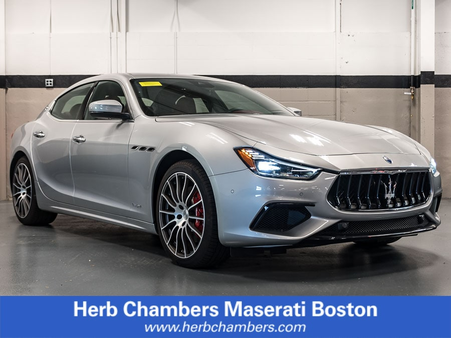 Featured New 2018 Maserati Ghibli S Q4 GranSport Sedan for sale in Warwick RI