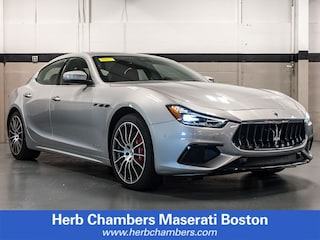New 2018 Maserati Ghibli S Q4 GranSport Sedan in Wayland, MA