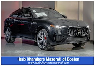 New 2019 Maserati Levante GTS SUV in Wayland, MA