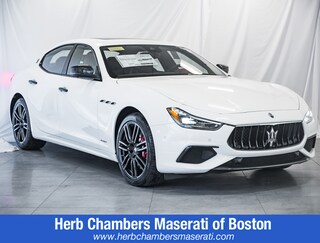 New 2019 Maserati Ghibli S Q4 GranSport Sedan for sale near you in Millbury, MA