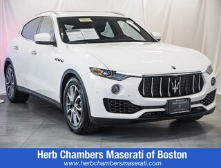 Pre-Owned 2018 Maserati Levante S SUV B1692 for sale near you in Wayland, MA