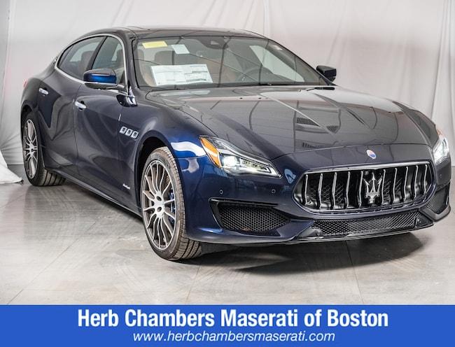 2019 Maserati Quattroporte S Q4 GranSport Sedan