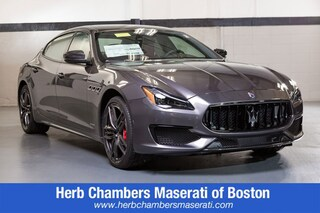New 2019 Maserati Quattroporte S Q4 GranSport Sedan in Wayland, MA