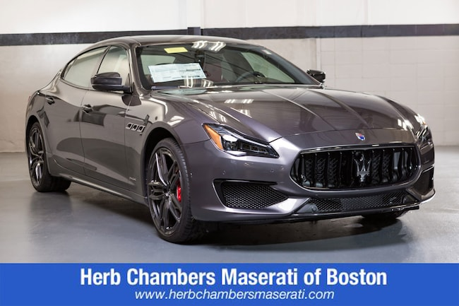 2019 Maserati Quattroporte S Q4 GranSport Sedan