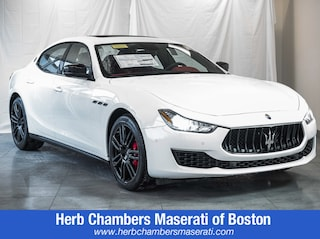 New 2019 Maserati Ghibli S Q4 Sedan in Wayland, MA
