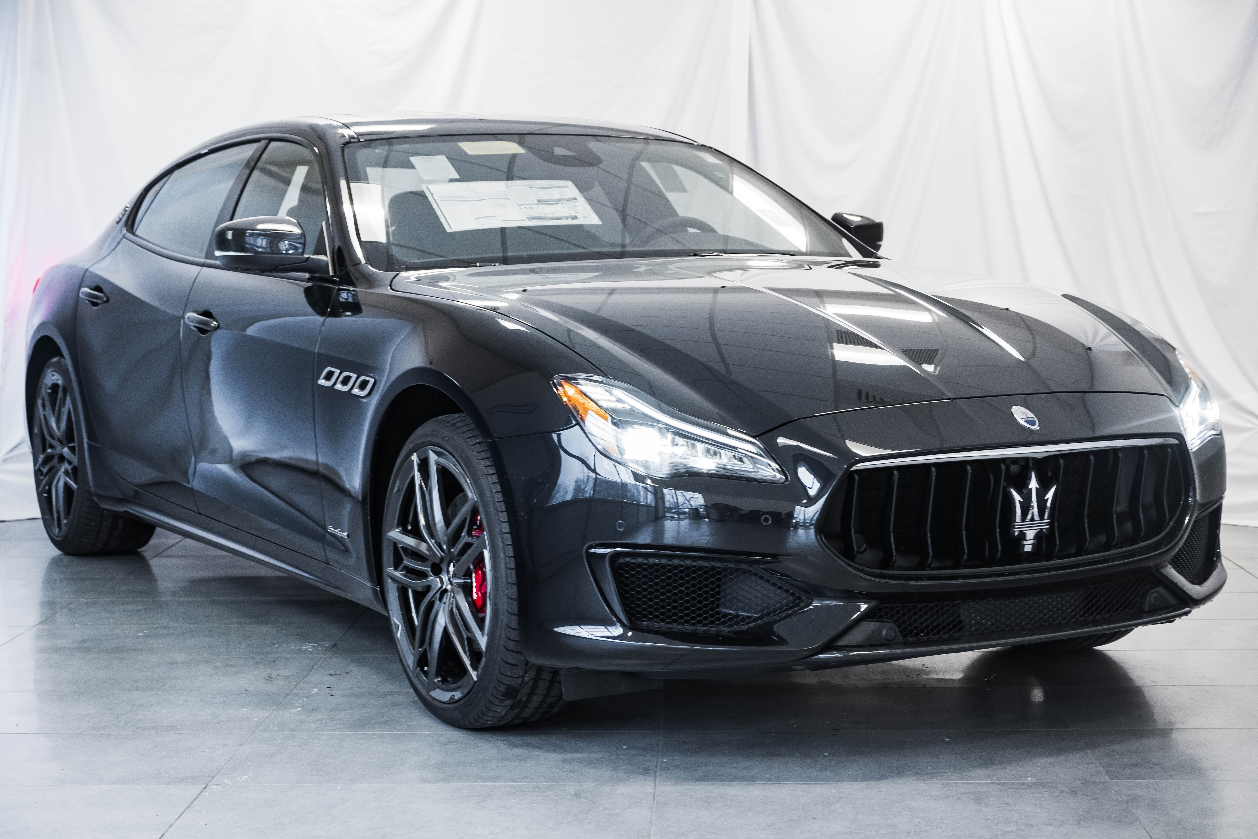 New 2019 Maserati Quattroporte S Q4 Gransport In Wayland Ma