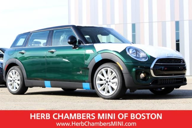 New 2019 Mini Clubman For Sale At Herb Chambers Mini Of Boston Vin