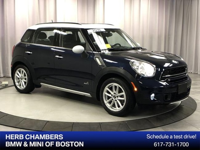 2016 MINI Countryman S SUV
