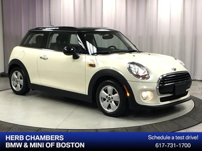 2016 MINI Hardtop 2 Door Hatchback