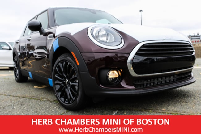 2019 MINI Clubman Cooper Signature Wagon