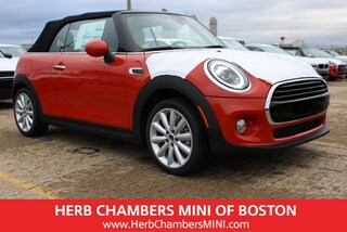 2019 MINI Convertible Cooper Iconic Convertible