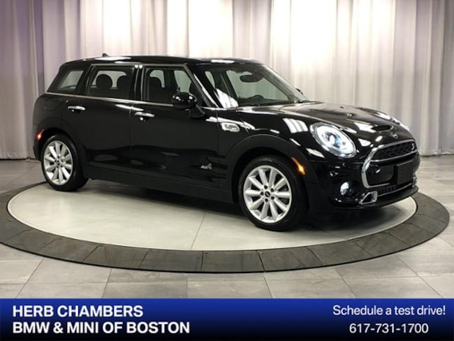 Used 2019 Mini Clubman For Sale At Herb Chambers Mini Of Boston