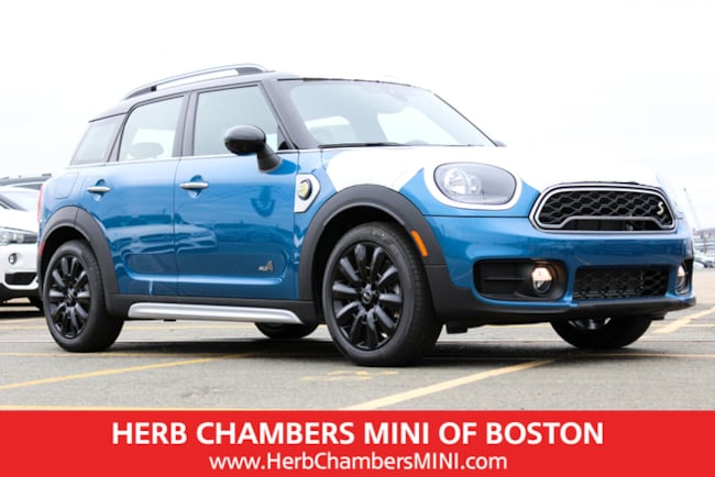 2019 MINI S E Countryman Cooper Signature SUV