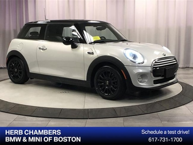 2015 MINI Hardtop 2 Door Hatchback