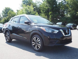 New 2019 Nissan Kicks SV SUV in Boston, MA