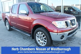 Used 2013 Nissan Frontier SL Truck Crew Cab Westborough